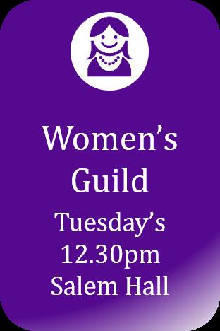 Women's Guild Info